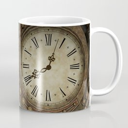 Steampunk Clockwork Coffee Mug