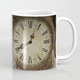Steampunk Clockwork Coffee Mug