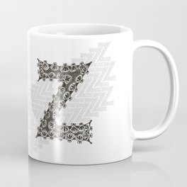 Color Me Z Coffee Mug