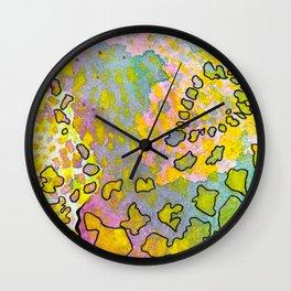 9, Inset A Wall Clock