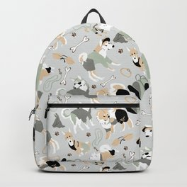 Spitz Style Backpack