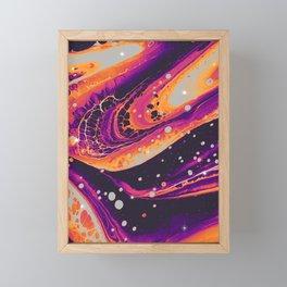 PRESSURE TO PARTY Framed Mini Art Print