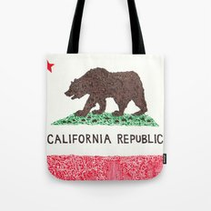The California Republic Tote Bag