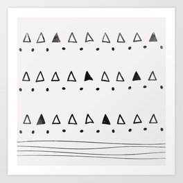 Coit Pattern 13 Art Print