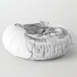 Chinchilla Floor Pillow