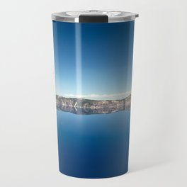 Summer at Crater Lake Travel Mug
