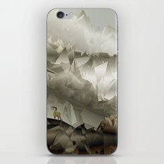 The Fortress iPhone & iPod Skin