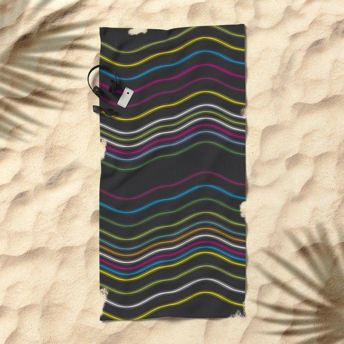 Don´t move III Beach Towel