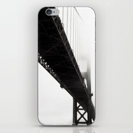 Black Bridge iPhone Skin