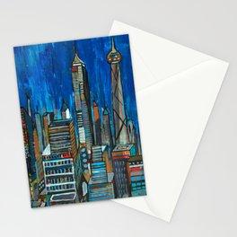 City NY Stationery Cards