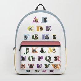 Alphabuddies Backpack