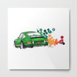 Singer vehicles Porsche 911 Metal Print