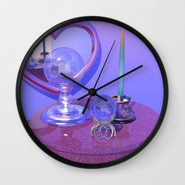 Magic Spell Wall Clock