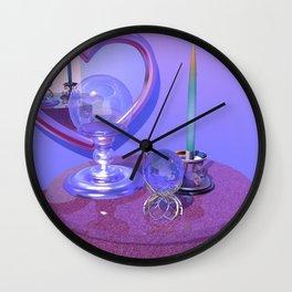 Magic Spell Wall Clock