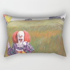 Pennywise's World Rectangular Pillow