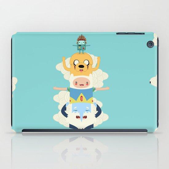 Adventure Totem iPad Case