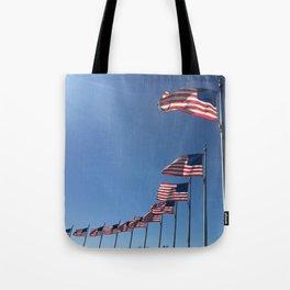 Flag Day Tote Bag