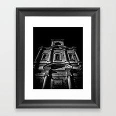 Holy Name Parish No 71 Gough Ave Toronto Canada Framed Art Print