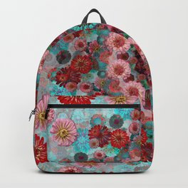 Happy background Backpack