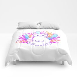 Pawsitive Cat Comforters