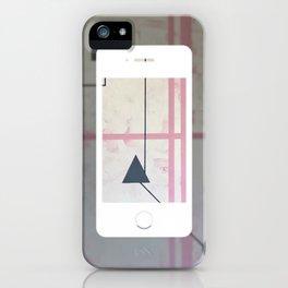 Sum Shape - iPhone graphic iPhone Case