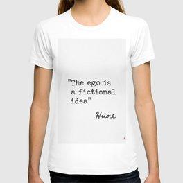 David Hume Scottish philosopher T-shirt