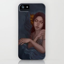 the fire within iPhone Case