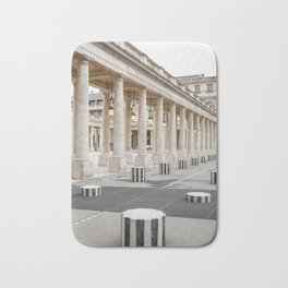 French Columns Bath Mat