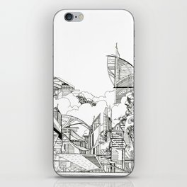 Urbanscape iPhone Skin