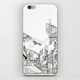 Urbanscape iPhone Skin