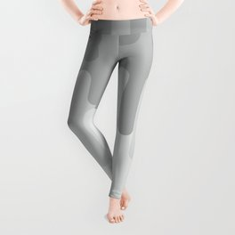 Gray Paint dripping background #society6 #decor #buyart #artprint Leggings