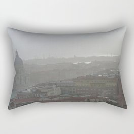 Venice sun and mist Rectangular Pillow