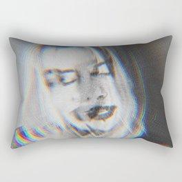 1 2 Many Rectangular Pillow