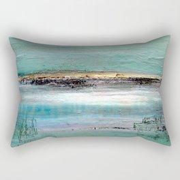 Baie de Somme Rectangular Pillow