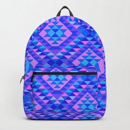 KILIM NO. 8 IN COOL MULTI Backpack