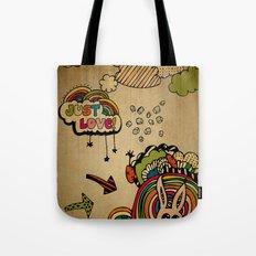 Just Love! Tote Bag