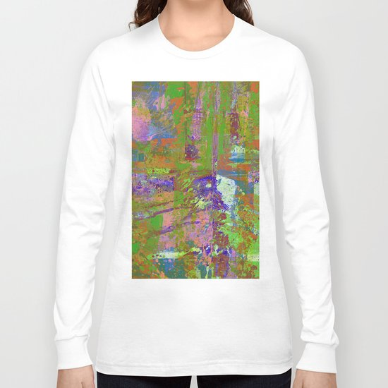 Abstract Thoughts Long Sleeve T-shirt