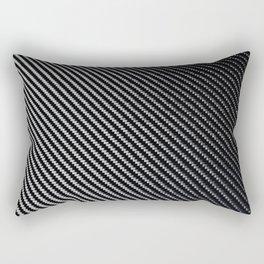 Carbon Fiber Rectangular Pillow
