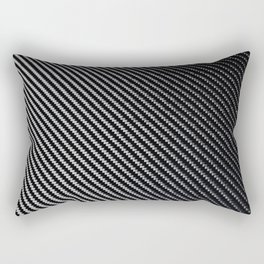 Carbon Fiber Rectangular Pillow