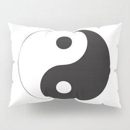 YIN YANG Abstract Art Pillow Sham