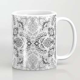 Pattern in Black & White Coffee Mug