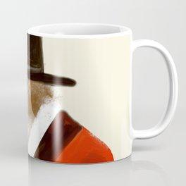 the dapper fox Coffee Mug