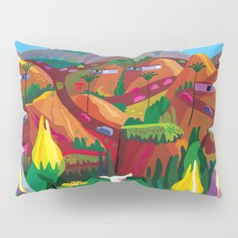 Marin County: The Hills have Eyes Pillow Sham