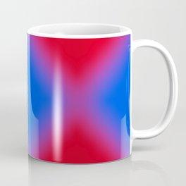 blue and red make purple Coffee Mug