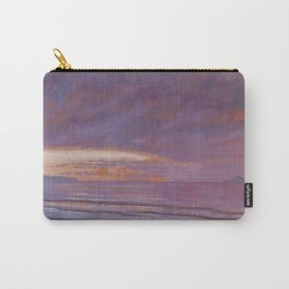 New Year's Day Sunset Carry-All Pouch