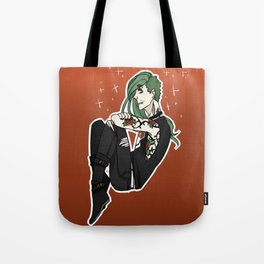 flower boy got THORNS Tote Bag