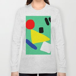 The Balancing Act Long Sleeve T-shirt