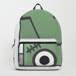 Cartoon Frankenstein Backpack