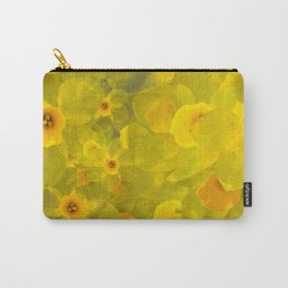 Narcissus bouquet Carry-All Pouch