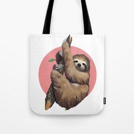 Slothing around Tote Bag